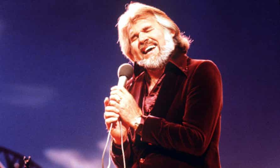 Kenny Rogers country music Donald Trump beards
