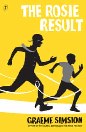 Cover image for The Rosie Result by Graeme Simsion