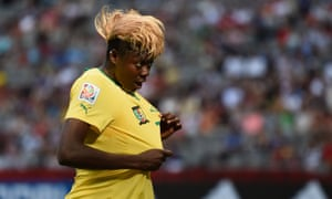 Gaëlle Enganamouit, Cameroon's star lioness