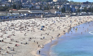 The coronavirus will mean some big changes at the beach during Australia's approaching summer.