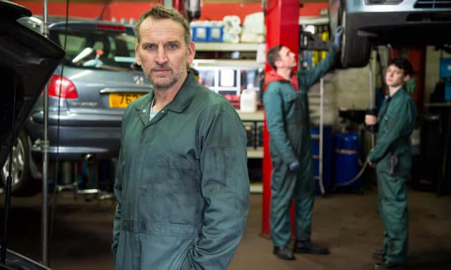 As Greg, in Come Home, Christopher Eccleston's performance is so … normal
