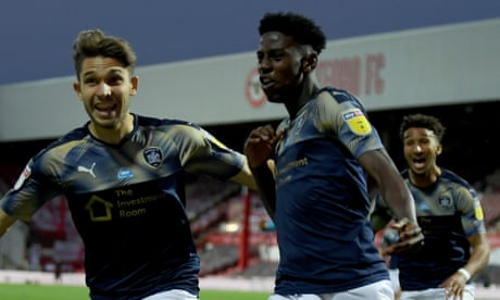 Clarke Oduor keeps Barnsley up and condemns Brentford to play-offs