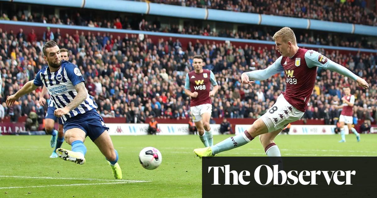 Matt Targett Scores Late Winner For Aston Villa Against 10