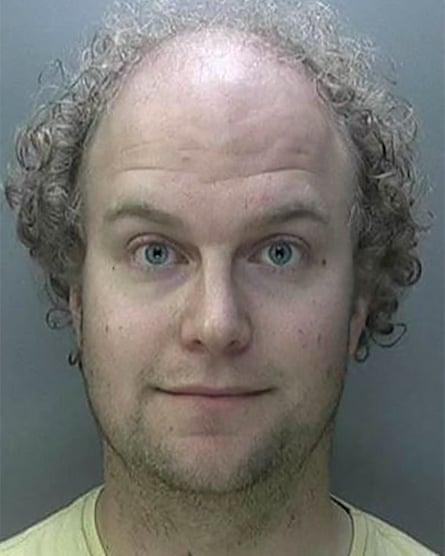 Matthew Falder, a prolific sex offender caught after an NCA operation.