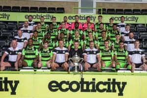 Meet the Football League new boys!