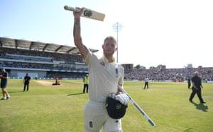 Ben Stokes, England Hero!