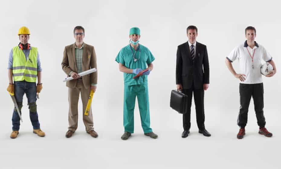 One job is no longer enough …