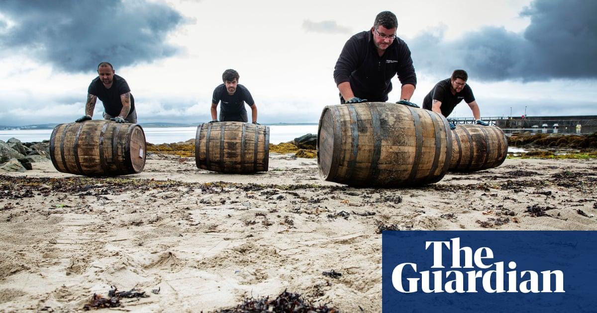 Sustainable scotch: Hebridean distillery aims for net zero whisky