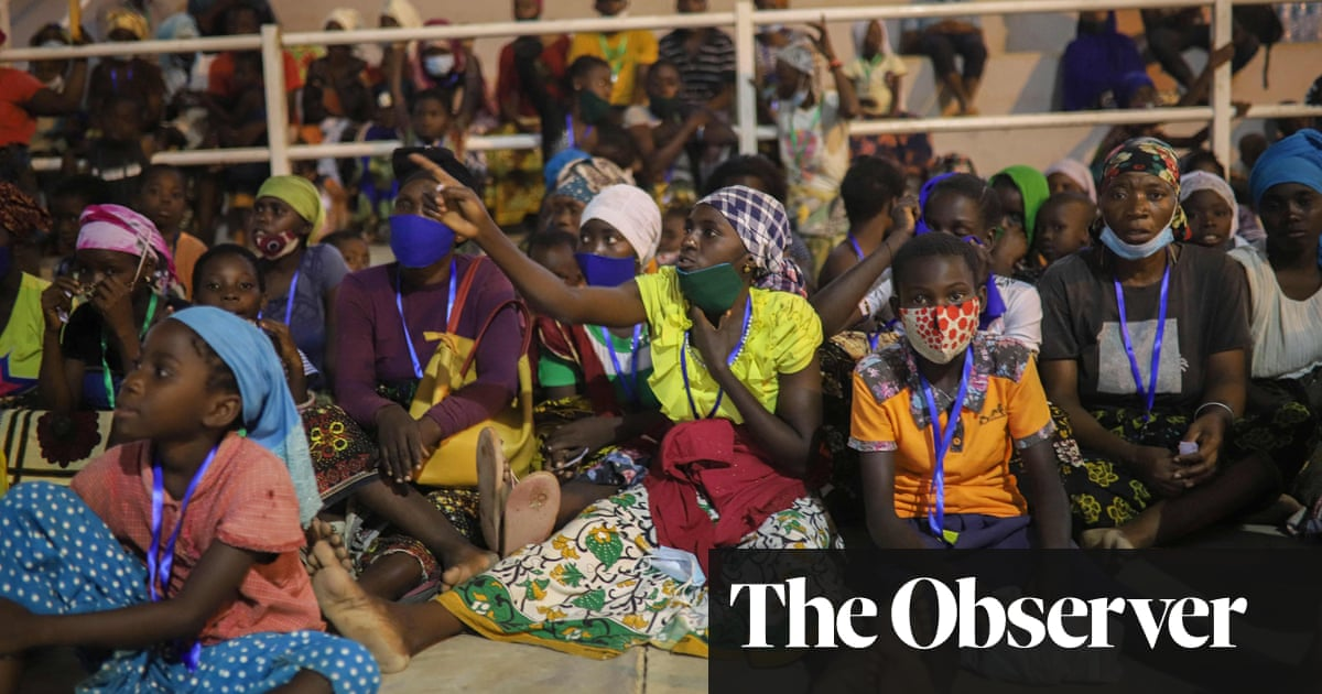Escaped girls tell of insurgents' mass abductions in Mozambique
