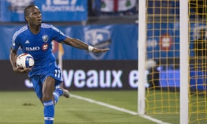 Didier Drogba: 'Believe me, MLS is more difficult than playing in the Premier League because of the travel.'