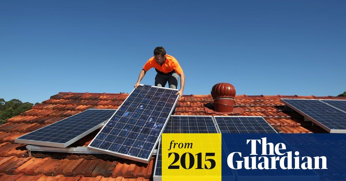 Australian homes among first to get Tesla's Powerwall solar