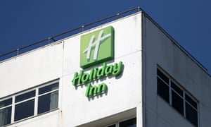 A Holiday Inn in Southampton