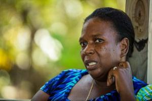 Punta Negra resident Paula Jacobs Williams