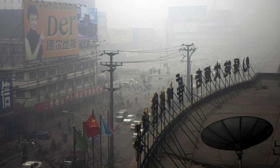 In 2014 the city of Linfen, in Shanxi province, China, was listed as the most polluted city on Earth. Australian, US and Chinese coal-fired power stations are the most vulnerable to environmental risks for investors.