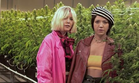 Harlee Case and Jade Daniels of Ladies of Paradise.