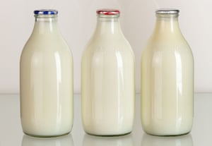 Iodine, found in cow's milk, is essential for brain development in the womb and early life.