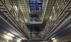 inside of jail