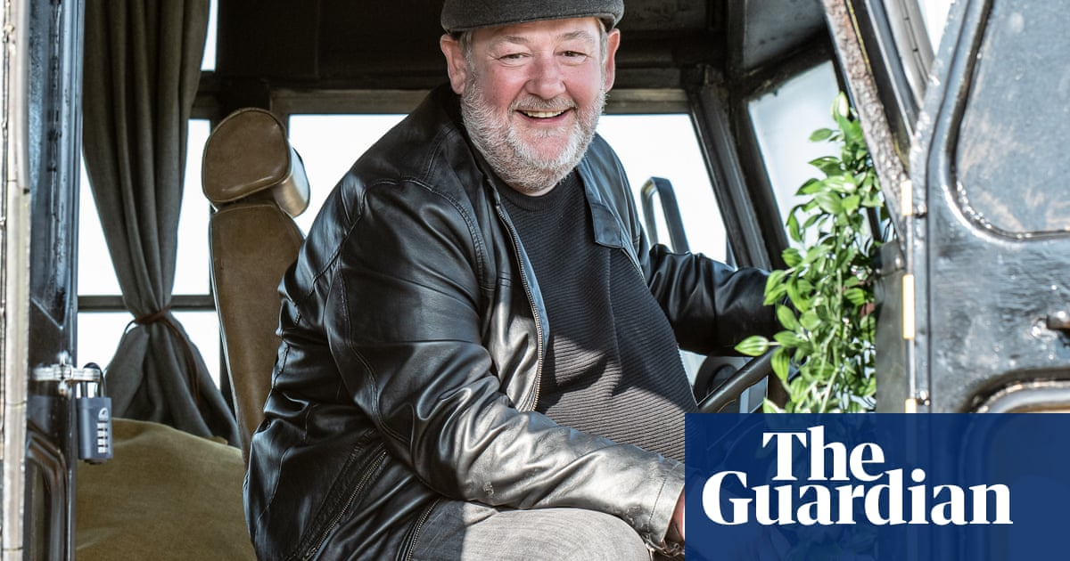 'You love me? I can't take that to the bank': Johnny Vegas on money, fame and grief