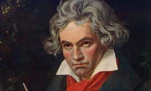 Beethoven … rare manuscript.