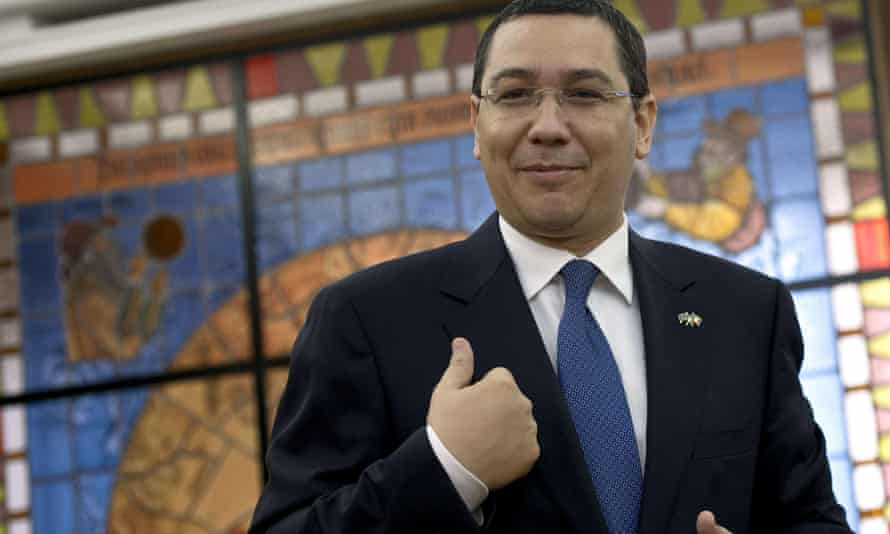 Victor Ponta, the Romanian prime minister, has refused to step down despite allegations of corruption. Parliament voted against stripping him of immunity.