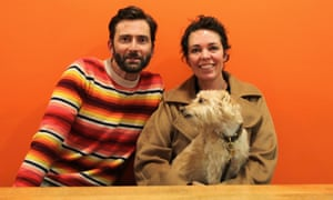 David Tennant Does A Podcast With ... Olivia Colman.