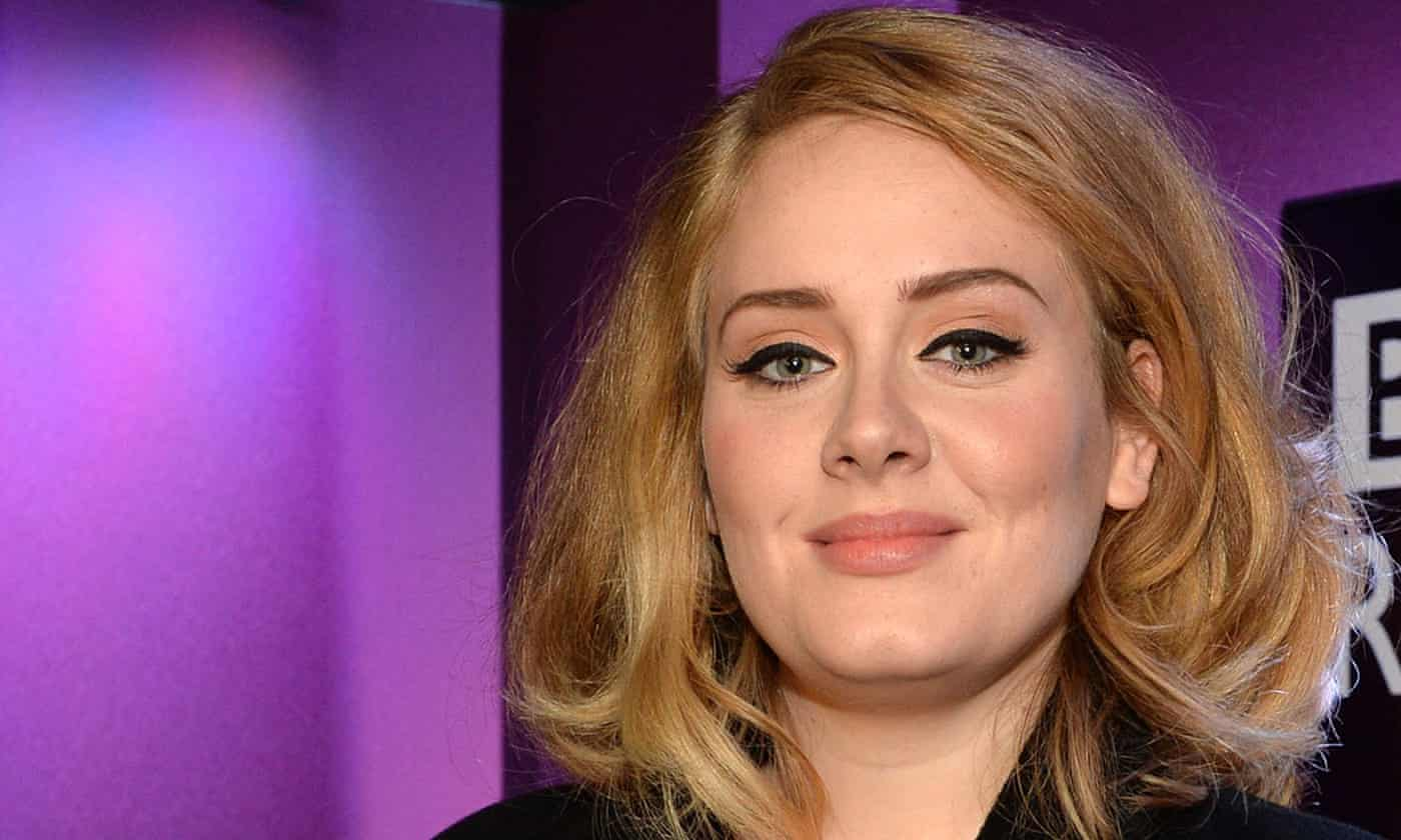 Adele: 'I don't let body image issues rule my life'