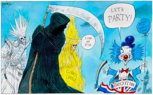 Boris got Brexit .done'.