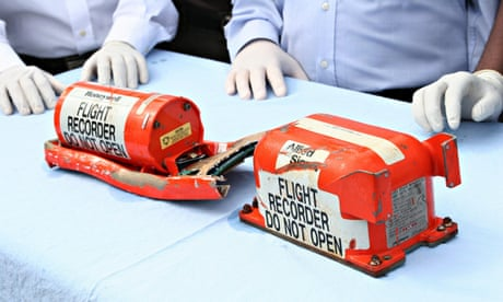Egyptair flight 804: future black boxes should eject in crash, says Airbus