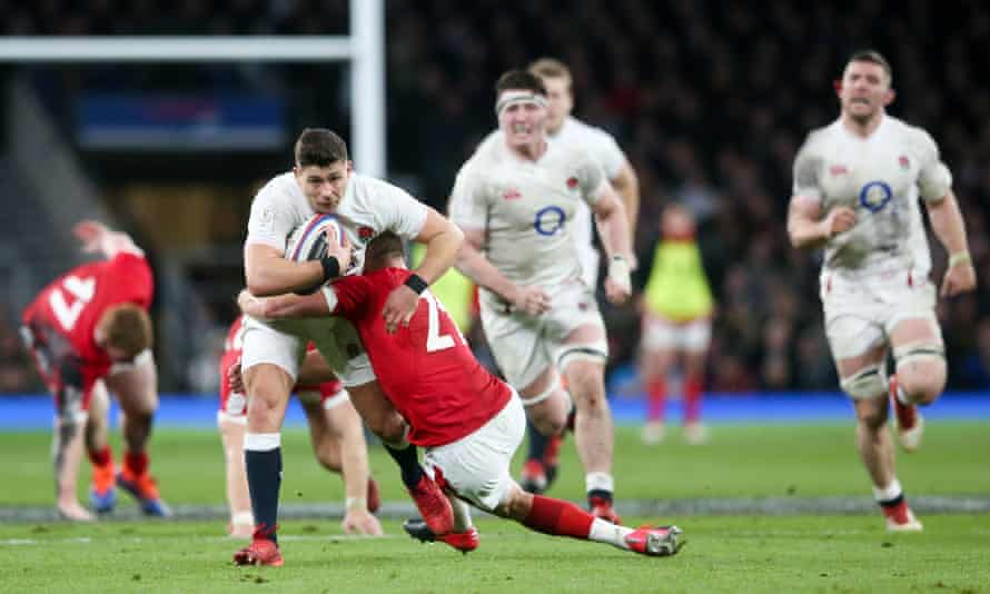 England v Wales, 2020 Six Nations