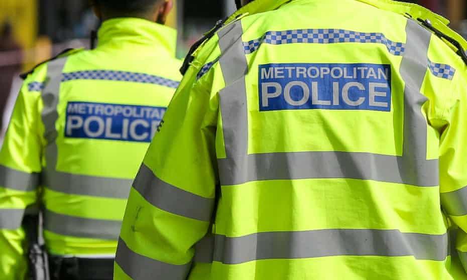 Met policemen