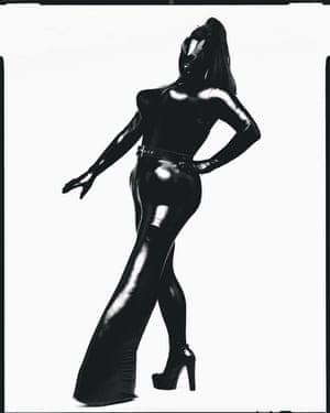Leigh Bowery: Session 7, Look 38, 1994.