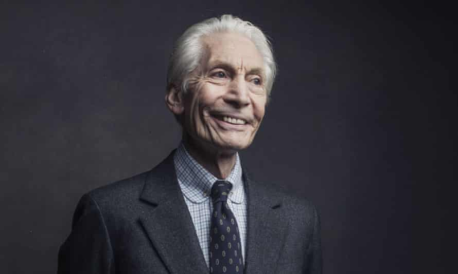 Charlie Watts pictured in 2016.