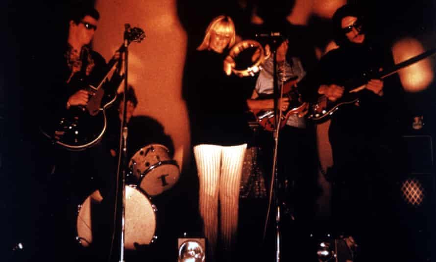 The Velvet Underground, with Nico.