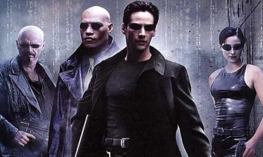 The Matrix was made in the Culver Studios, California.