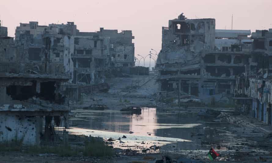 Benghazi in July 2015