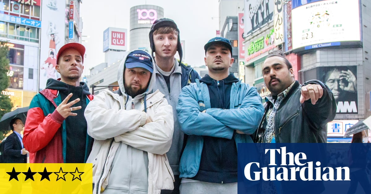 People Just Do Nothing: Big in Japan review – Kurupt FM crew go global