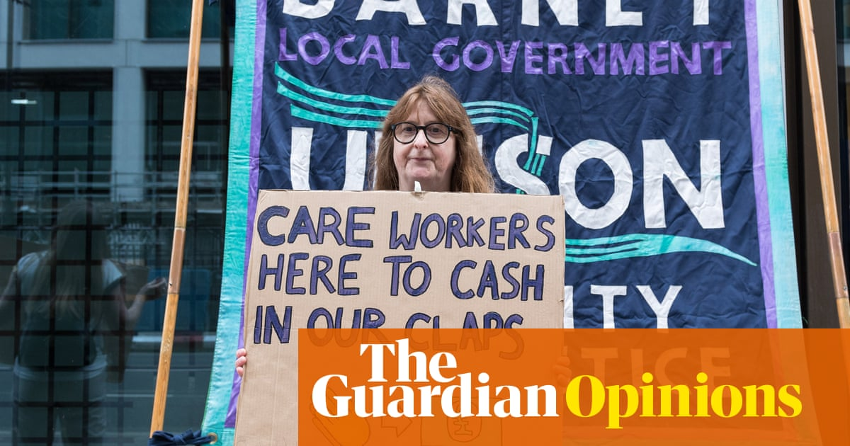 We can't fix the social care sector without fixing the way we treat its workers