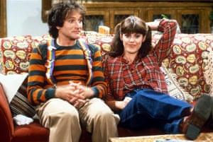 'Shazbot!' ... Mork and Mindy.