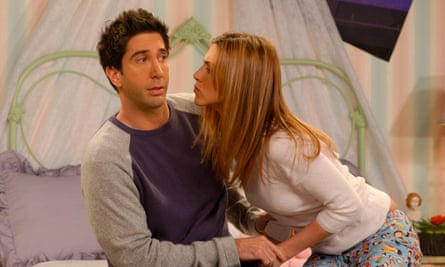 It's not about Ross and Rachel. But it's not not about them … Ross & Rachel.
