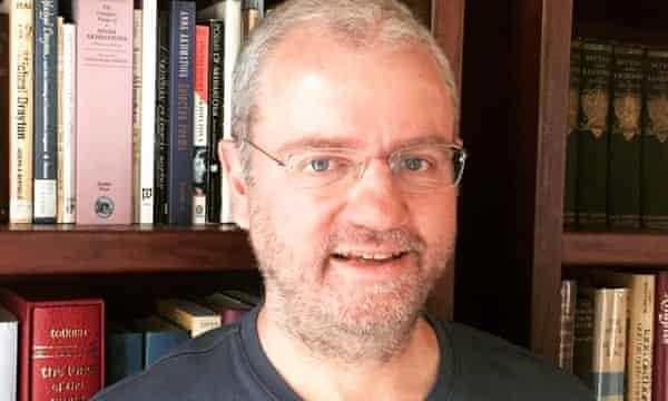 Confronting wickedness … Matt Ruff.