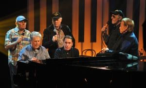 The Beach Boys on Later with Jools Holland.