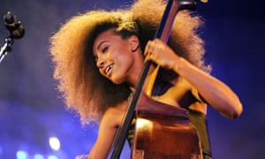 Esperanza Spalding features at several European jazz festivals this summer.