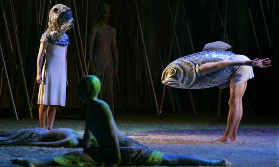 The Midsummer Marriage at Chicago Lyric opera in 2005