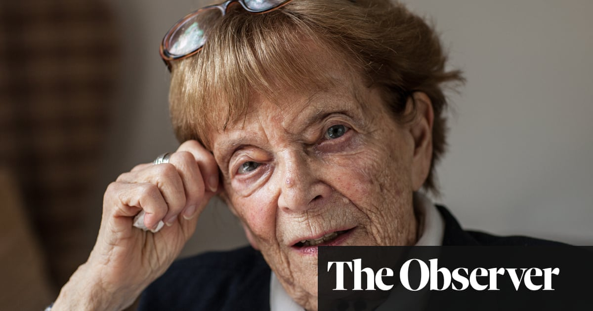 How a survivor of Auschwitz and Belsen found help in old age – from an unexpected source