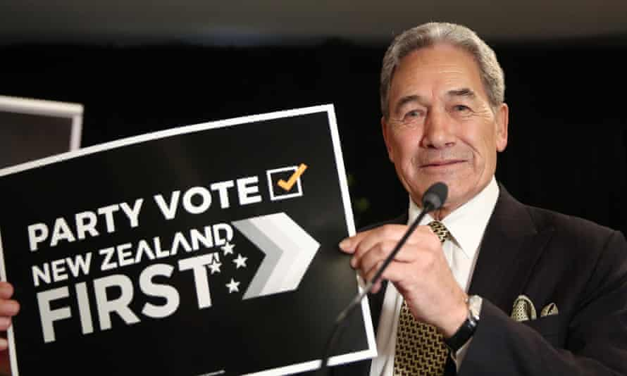 New Zealand First leader Winston Peters has personal popularity but being deputy PM makes it harder for him to push his anti-establishment message.