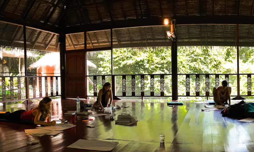 Yoga Holidays at the Sanctuary Thailand, Koh Phangan, Thailand