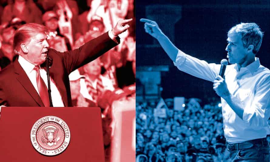 Into the Coliseum … Donald Trump and Beto O'Rourke go head to head in El Paso.