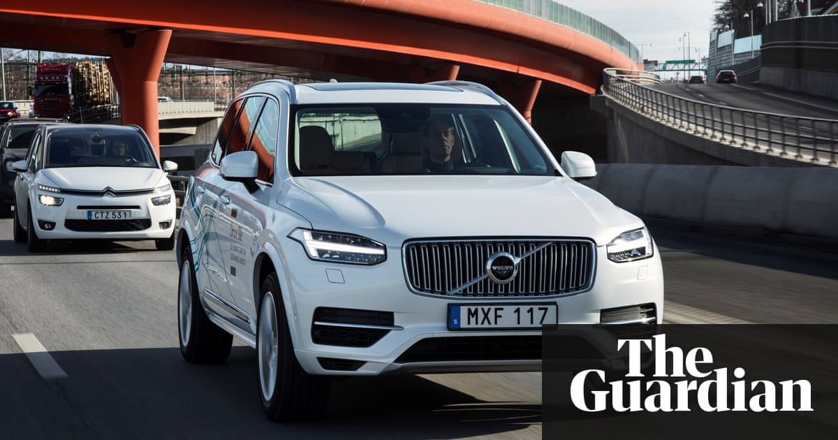 All Volvo cars to be electric or hybrid from 2019 | Business | The ...