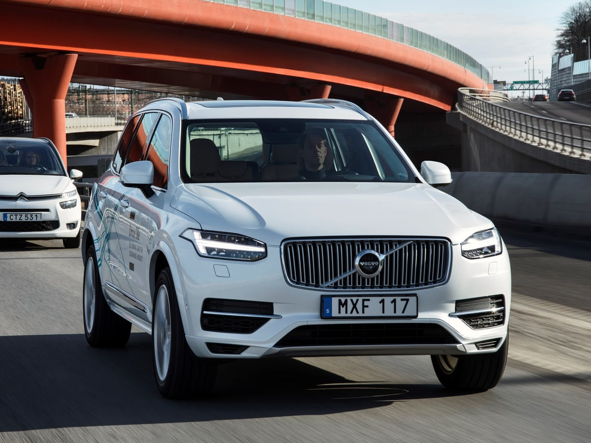 All Volvo cars to be electric or hybrid from 2019 | Business | The Guardian