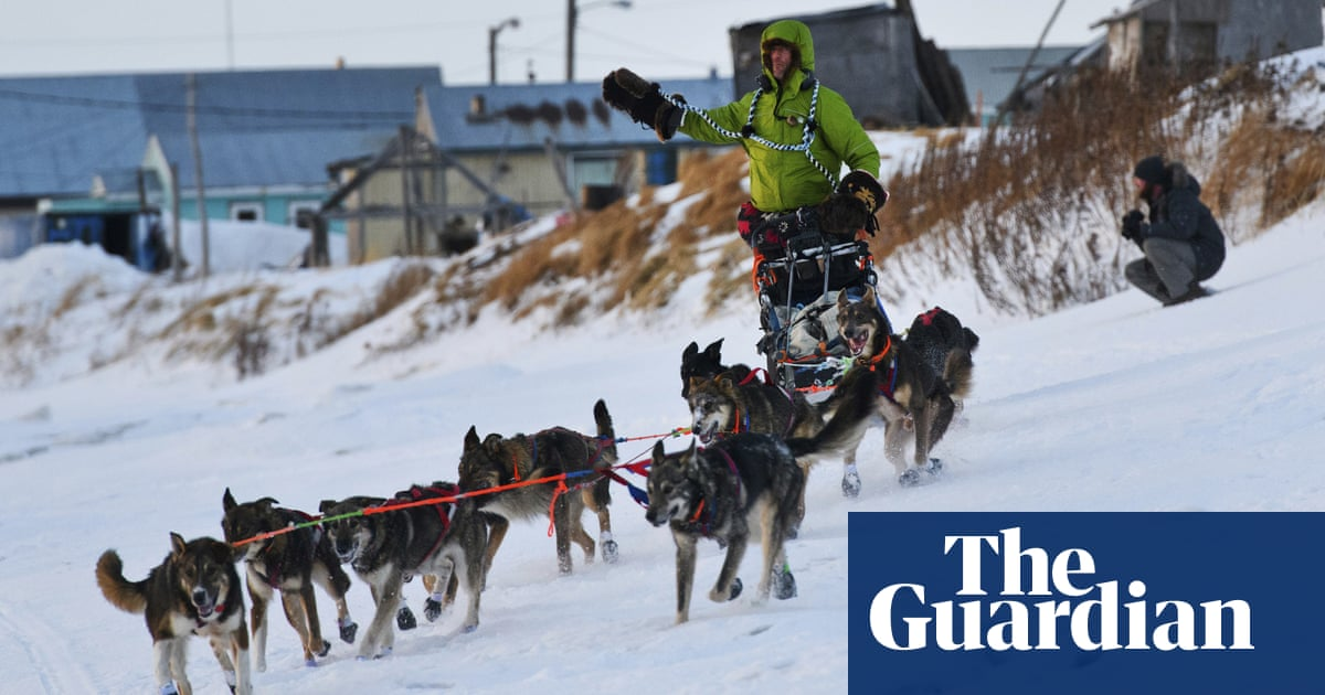 Musher loses huge lead in Alaska's Iditarod Race after dogs